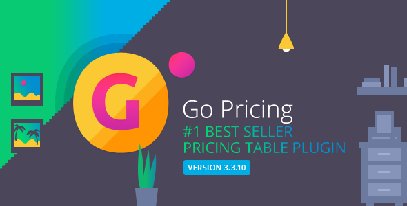 Go Pricing v3.3.13 - плагин WordPress для создания ценовых таблиц