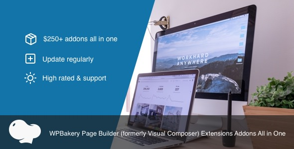 Плагин All In One Addons for WPBakery Page Builder v3.5.2