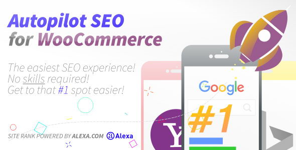 Autopilot SEO for WooCommerce v1.0.5 - SEO-оптимизация интернет-магазина WooCommerce