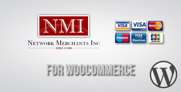 Network Merchants Payment Gateway v1.7.7 - платёжный шлюз Network Merchants Inc. для WooCommerce