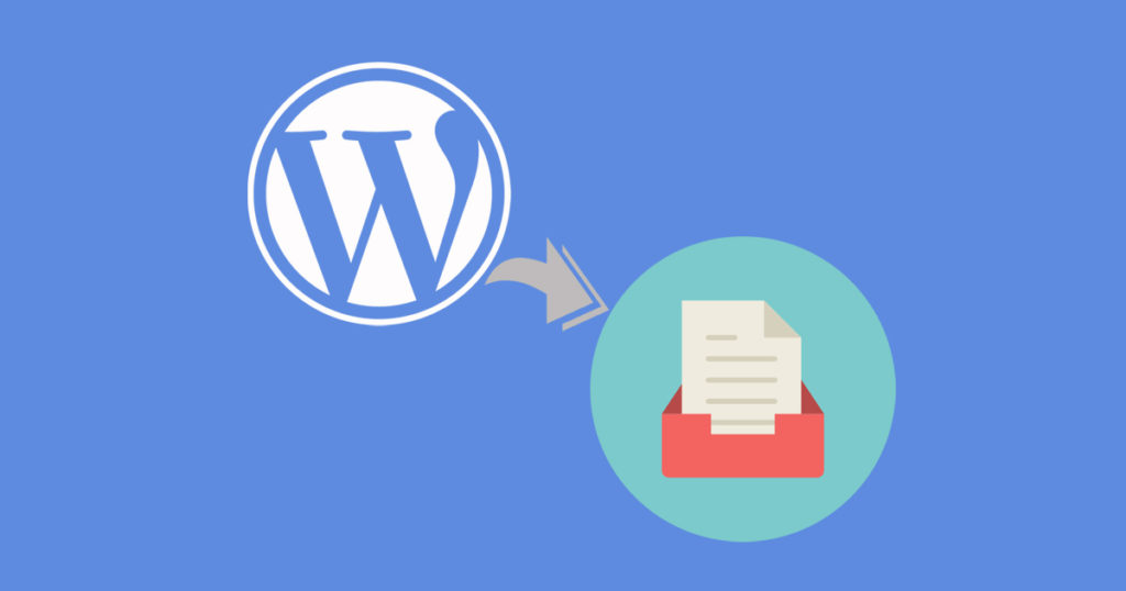 Плагин обратной связи Wordpress